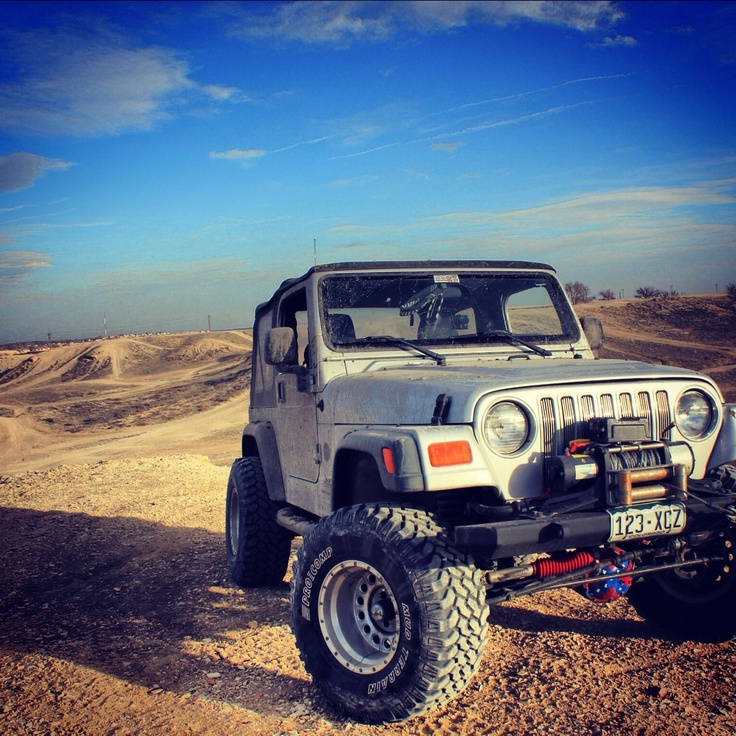 137 Best Images About Jeep Wrangler TJ On Pinterest