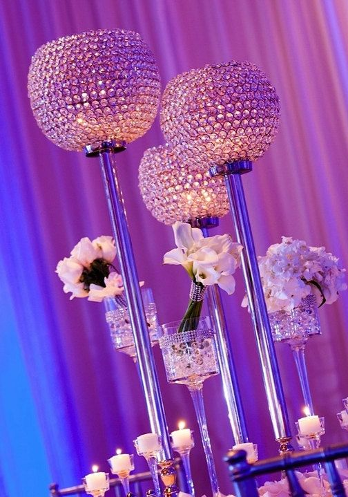 bling wedding decorations for sale best 25 chandelier centerpiece ideas on 1906
