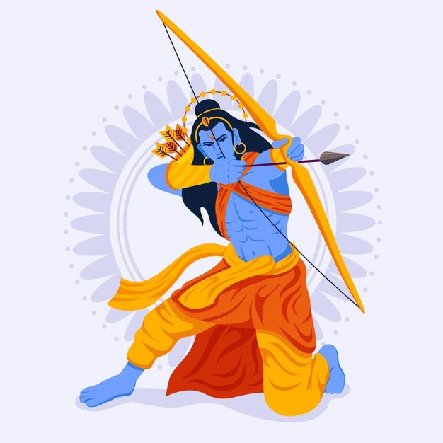 Shri Ram Stock Illustrations – 439 Shri Ram Stock Illustrations, Vectors &  Clipart - Dreamstime