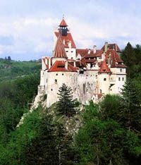 Dracula tours in Transylvania! I'm so going to do this one year.