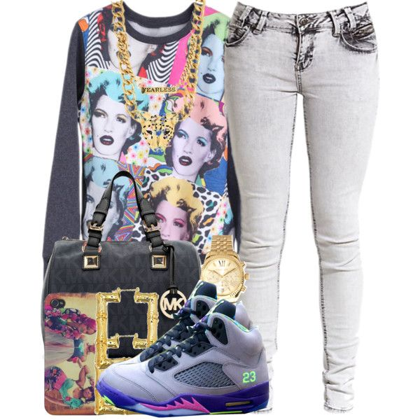 """""""Oct. 13 2k13"""" by xo-beauty on Polyvore cheap air jordan 5 only $58, save up to 63% off for all #Nikes #Shoes"""