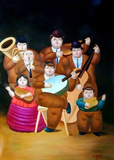 Arte - Colombia Fernando Botero
