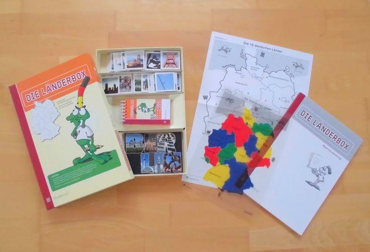 materialwiese: KOSTENLOS: die Länderbox für die Grundschule