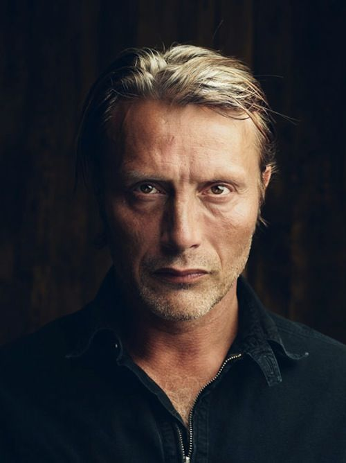 Mads Mikkelson | by Nicolas Guérin. Such a wonderful actor.