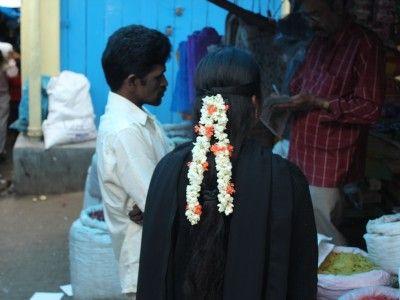 At the Market, Tellicherry,  Kerala, India