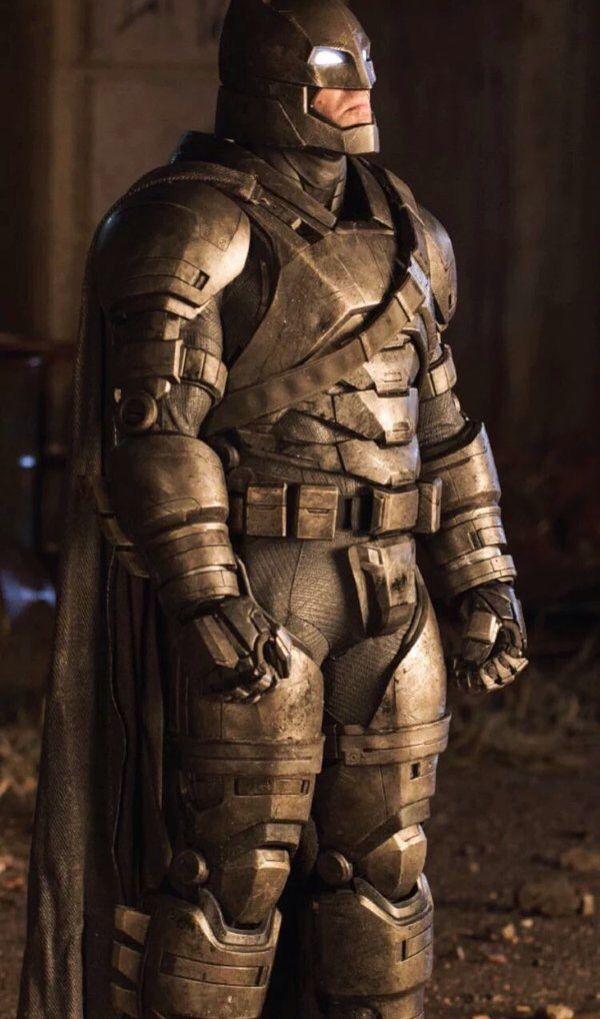 Batman V Superman Dawn of Justice Mech Suit Batman