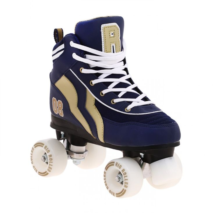 RIO Roller Quad VARSITY ADULTE Bleu or Rollers quad                                                                                                                                                                                 Plus