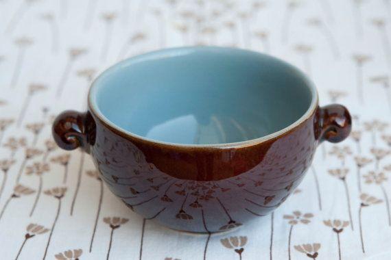 Denby 'Homestead' Soup Bowl or Ramekin by HobbyMum on Etsy, $12.00