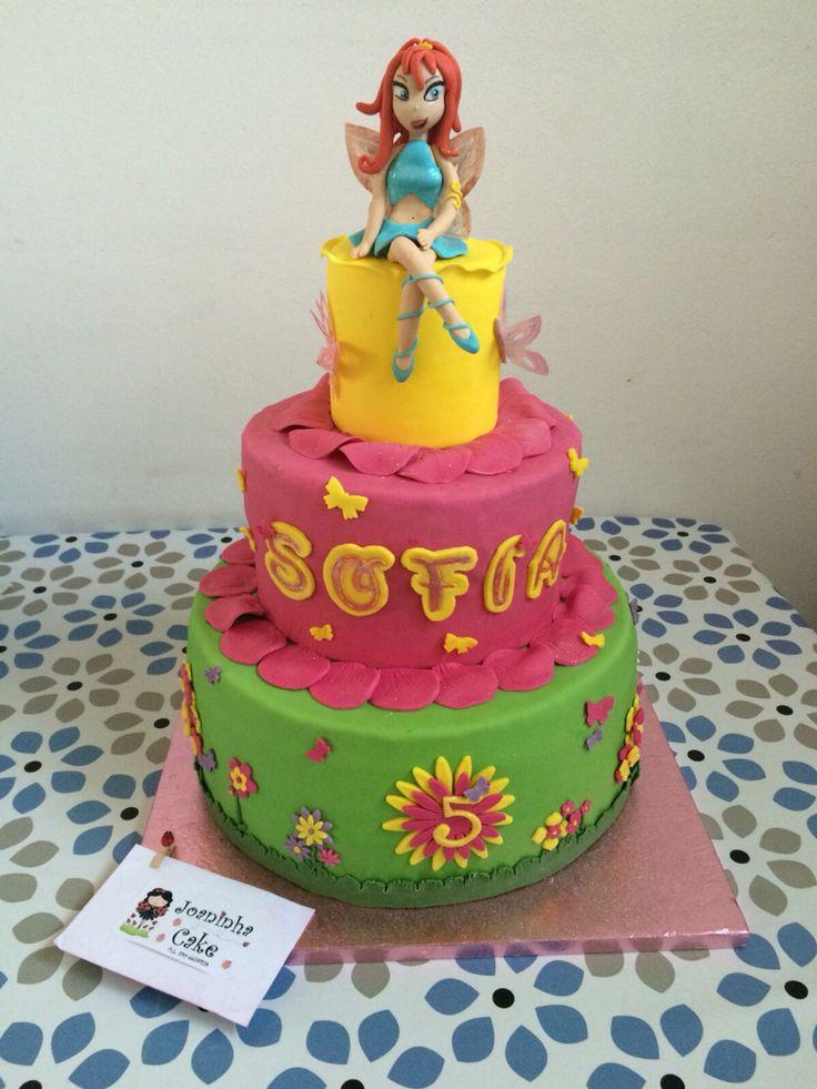Cake winx