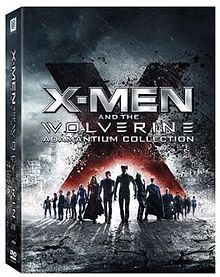 Wikipedia entry for the x-men films