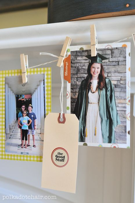 Family Memory Banner- a Thanksgiving Craft Idea