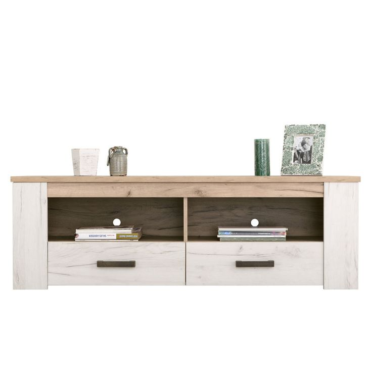 ΕΠΙΠΛΟ TV KENT 150 GREY OAK/WHITE OAK
