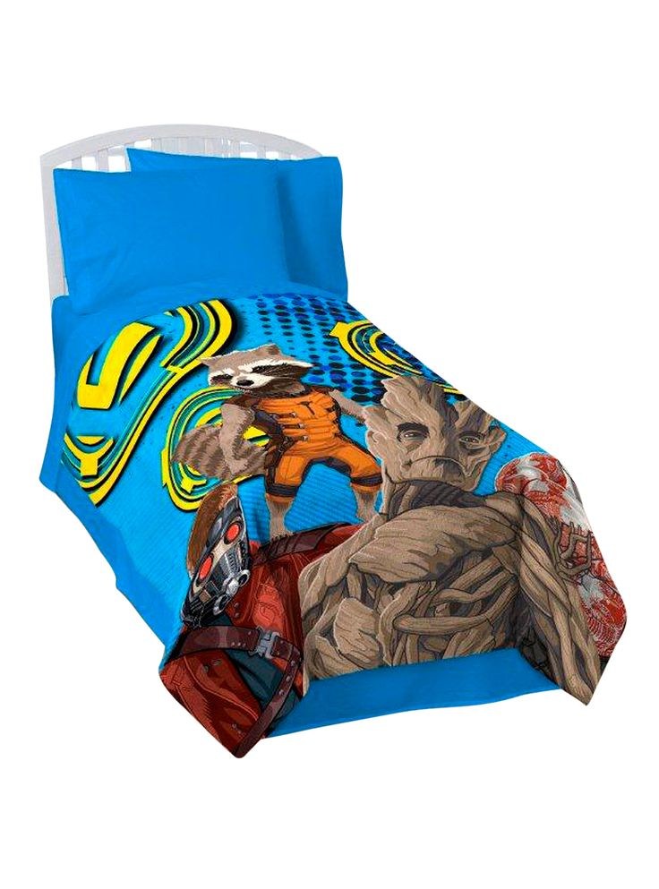 Ain't no thing like this Guardians Of The Galaxy Blanket.