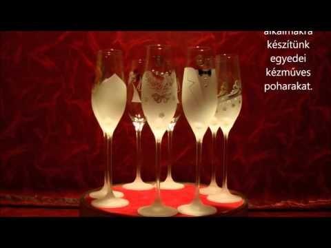 Esküvőkre és más ünnepi alkalmakra