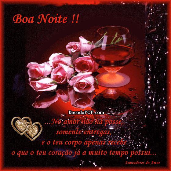 Fostos para Facebook Compartilher - Frases de boa noite