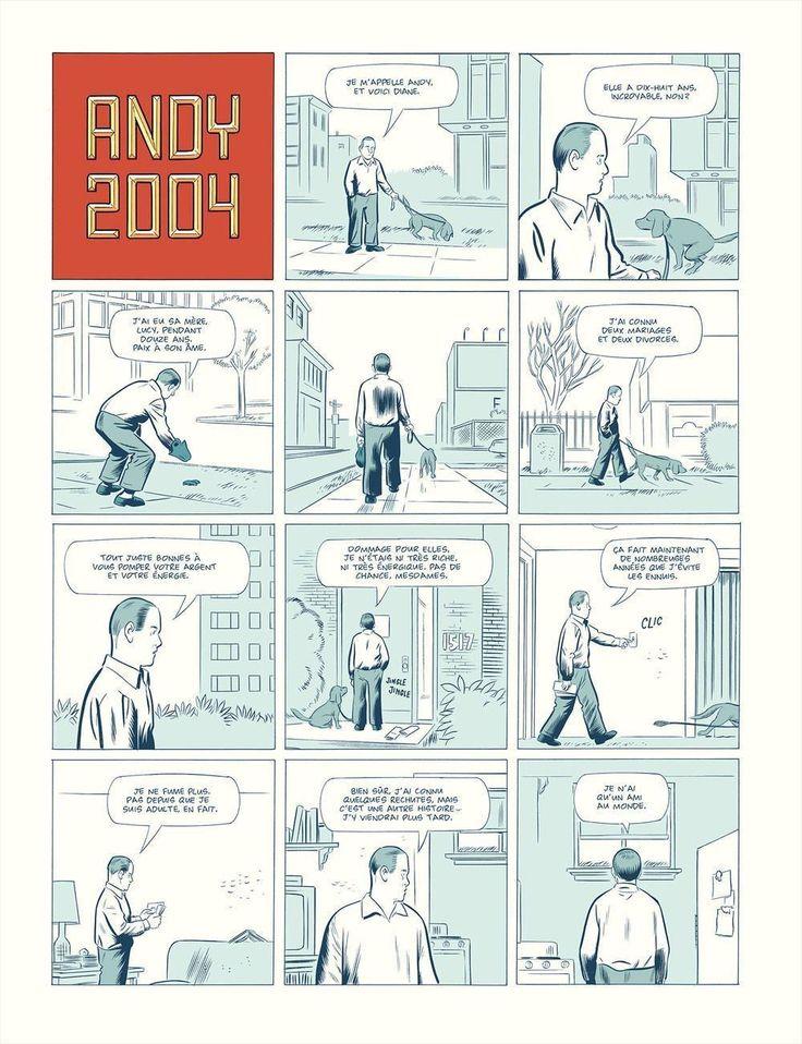 Quelques extraits du « Rayon de la mort », par Daniel Clowes   VICE   France