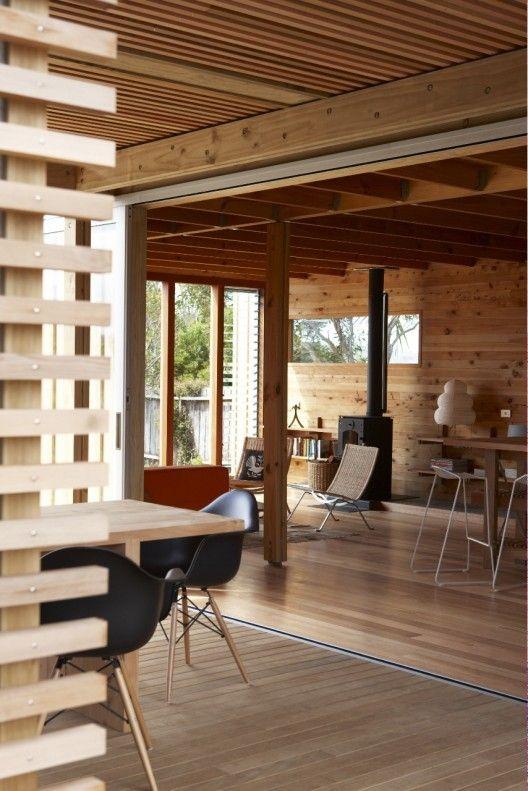 slats, Herbst Architects, New Zealand © Jackie Meiring