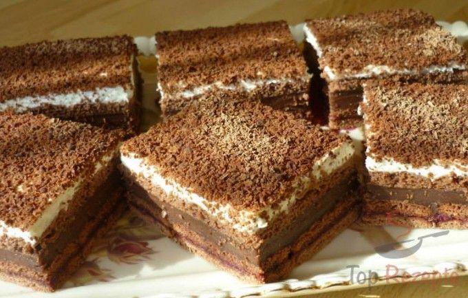 Schokoladenschnitten Ohne Backen Top Rezepte De Rezept Desserts Ohne Backen Kuchen Ohne Backen Kuchen Und Torten