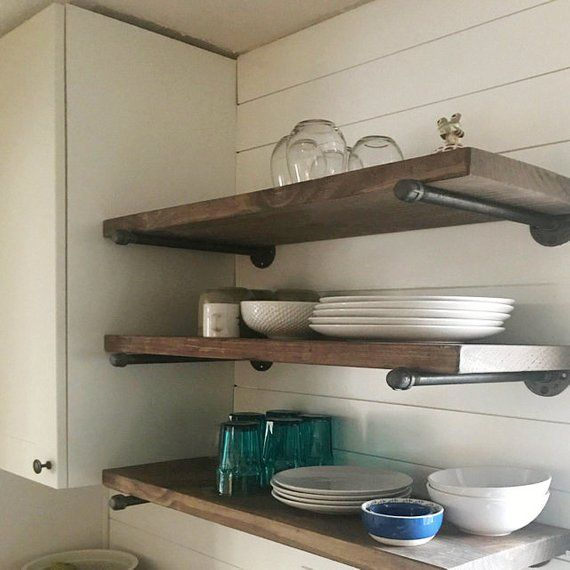 Pin On Rustic Shelves Edna Faye Creations