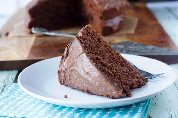 Light κέικ σοκολάτας με πορτοκάλι Πλέον μπορείτε να απολαύσετε τη σοκολάτα χωρίς ενοχές!