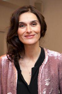 Caroline Wincker. Entrepreneure de l'année 2013 avec Bleu libellule/Objectif coiffure
