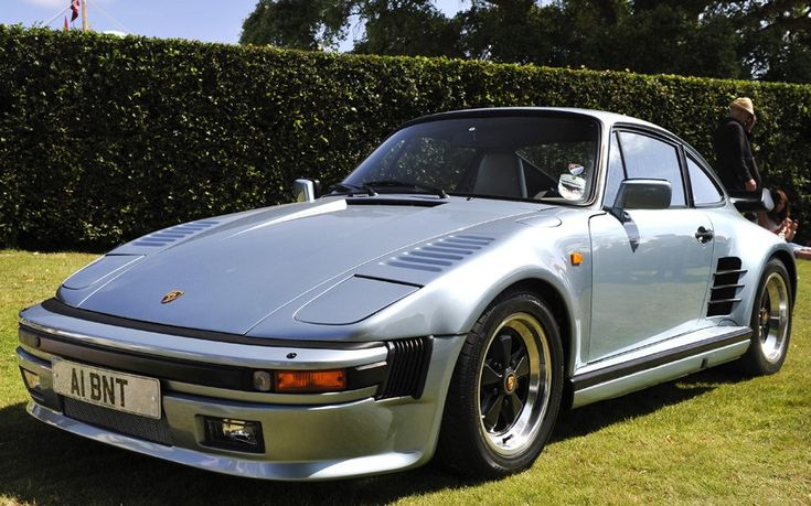 1987 Porsche 911 Turbo SE Flatnose