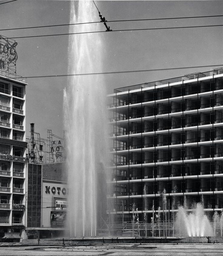 Πλατεία Ομονοιας 1963, Lala Aufsberg