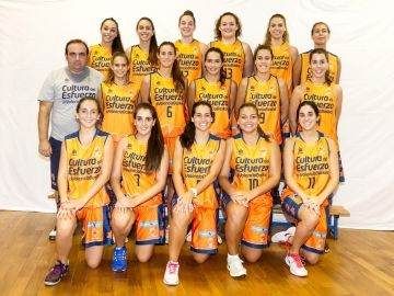 Valencia Basket Club - Planter