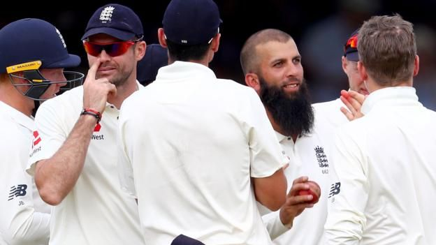 Watch the moment England won first Test     Second Test: England v South Africa     Venue: Trent Bridge, Nottingham Date: 14-18 July   Coverage: Live Test Match Special radio and text commentary on every match on BBC Radio 5 live sports extra & BBC Sport website, plus desktop, tablets,...