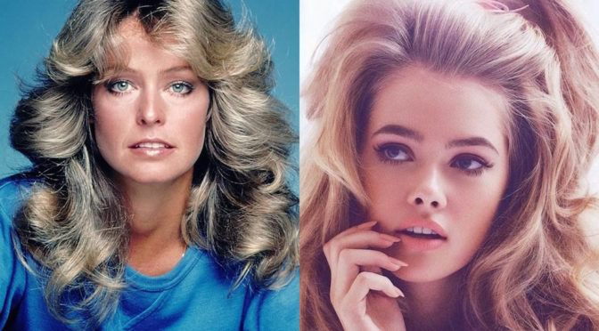 1970s Hair Styles: 17 Best Ideas About 70s Hairstyles On Pinterest