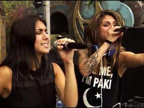 Krewella - Live @ Tomorrowland 2014 (Sunday) Mainstage - YouTube