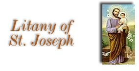 EWTN - Litany of St. Joseph