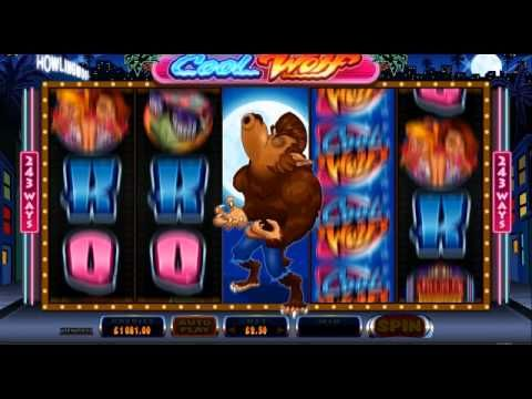Cool Wolf Online Slot at Euro Palace