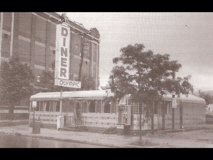 Olympic Diner, S. Main St. S. Wilkes Barre