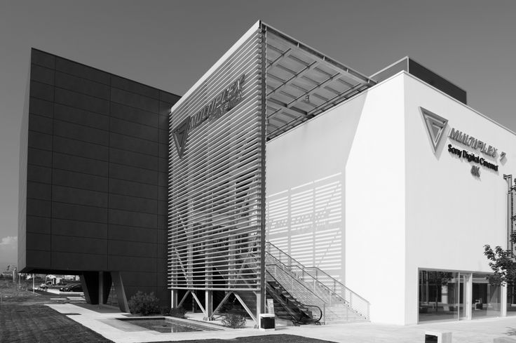 Tolentino - Multiplex entrance