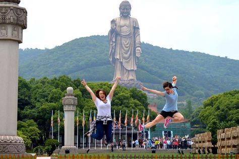 Don't forget to take weekend and day trips while you are serving abroad! Here is a day guide to Wuxi, the ultimate day trip.