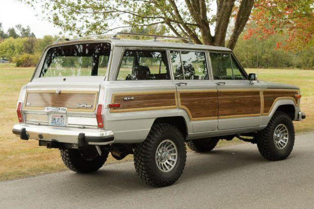 1989 Jeep Grand Wagoneer In 2020 Jeep Grand Jeep Wagoneer Jeep