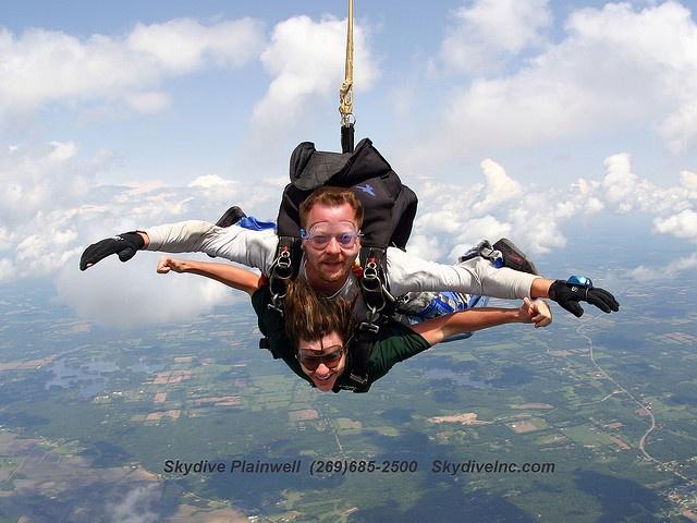 Skydiving - Freefall Tandem Jump