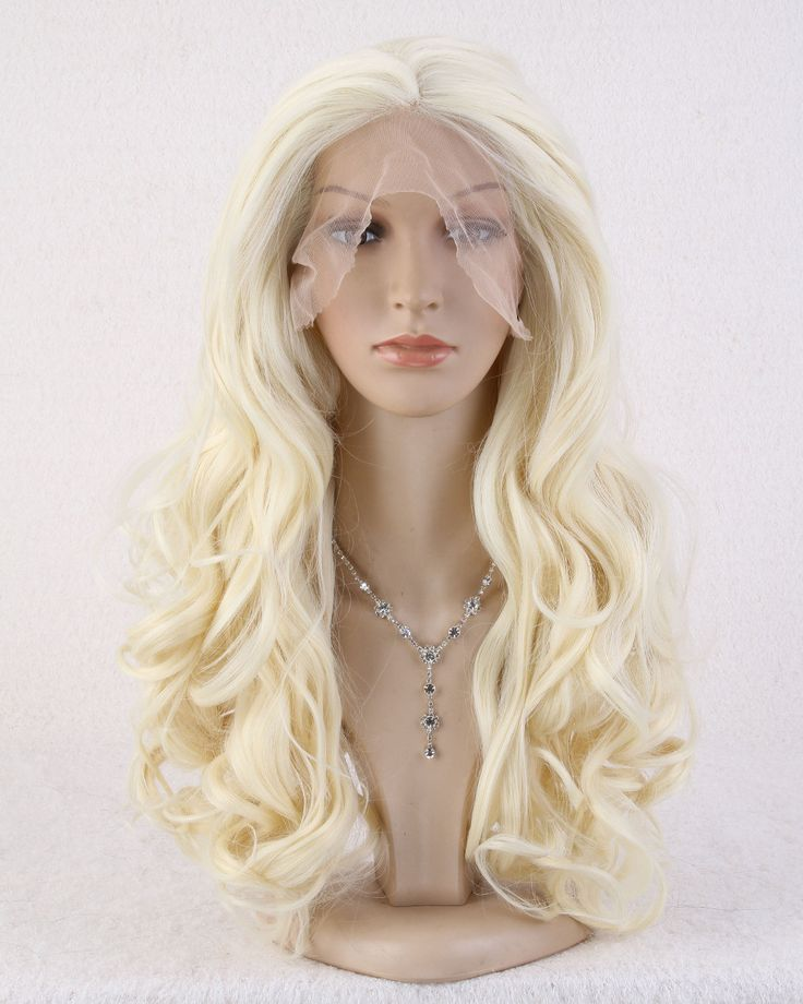 Blonde lace front wig - SA boutique Shop