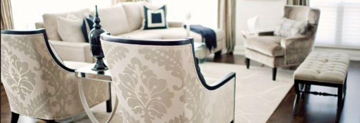 Design by Elizabeth Metcalfe Interiors. Furniture by Gresham House Furniture.