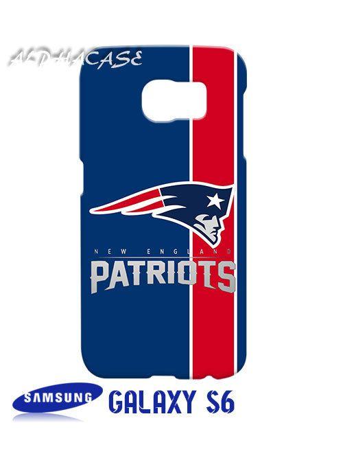 New England Patriots Inspired Samsung Galaxy S6 Case Hardshell
