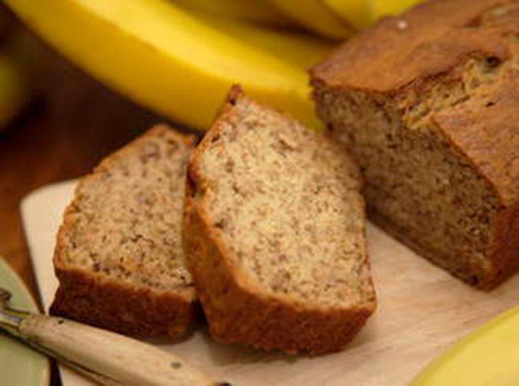 Κέικ μπανάνας με γάλα καρύδας