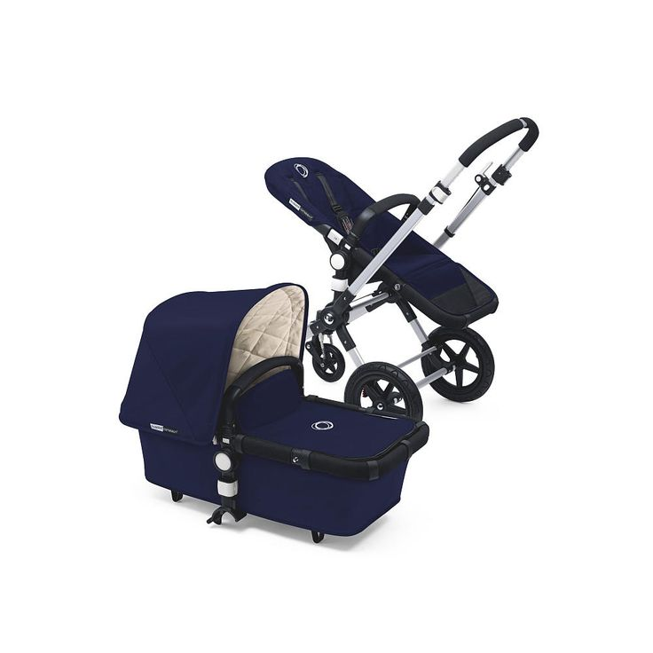 Bugaboo returned to its roots by introducing the Bugaboo Cameleon3 Classic Collection. The Bugaboo Cameleon3 Classic Collection combines elegance and sophistication for the timeless look that makes a true classic. Both the base fabrics and tailored fabric sets feature an off-white micro-fleece quilted interior lining on the extendable sun canopy, bassinet, mattress and apron. <br><br>Bugaboo creates strollers that let you explore and discover without sacrificing comfort, time or…