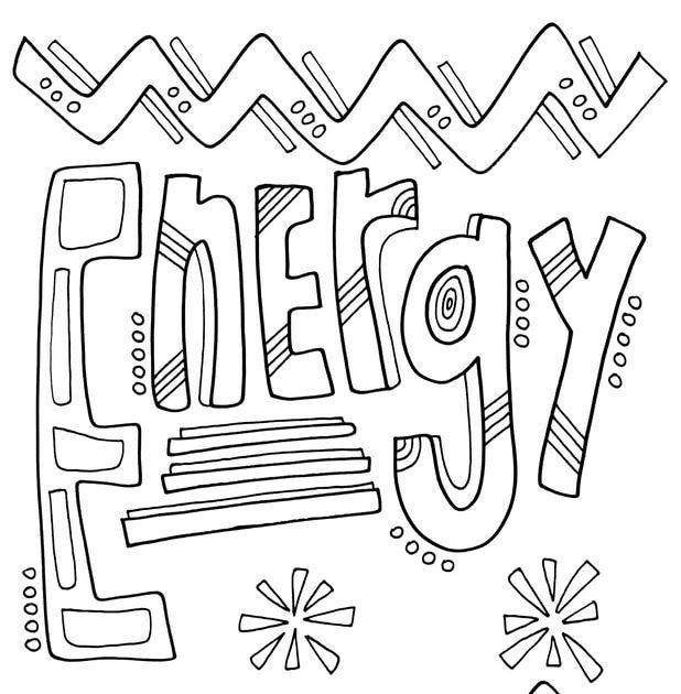 Energy Coloring Pages Printables Classroom Doodles Energy Coloring Worksheets Teaching Resourc School Coloring Pages Coloring Pages For Kids Color Worksheets