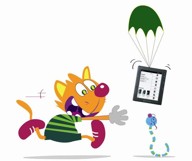 Zyro ya tiene su e-reader #Tagus y te da consejos para garantizar la seguridad de tus hijos en el uso de internet