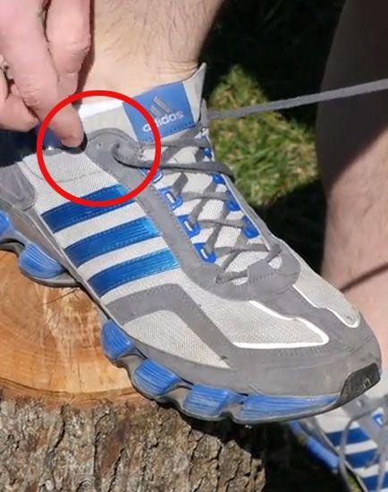 Si vous vous êtes déjà demandé à quoi servait le dernier trou à lacets de vos baskets, voici la réponse (vidéo)