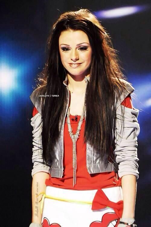 Cher Lloyd on x factor