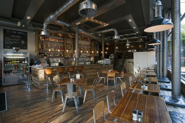 Epicures of Hyndland (Glasgow, UK) | CM Design Consultants | Restaurant and Bar Design Awards