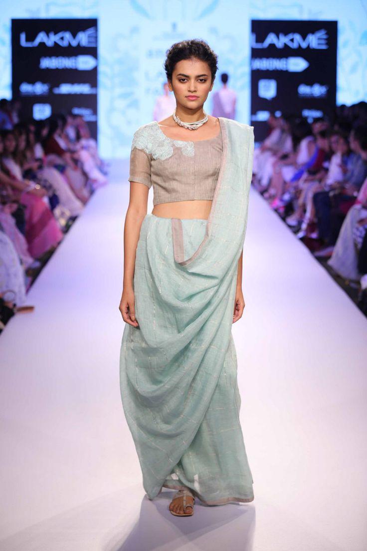 Lakmé Fashion Week – ANAVILA AT LFW SR 2015