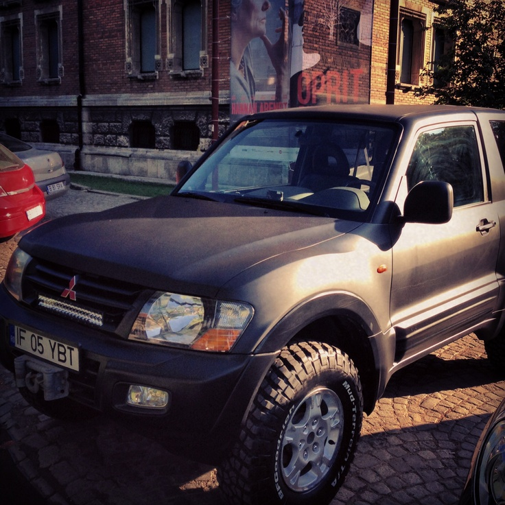 2006 Mitsubishi Montero For Sale: 20 Best Images About Pajero 2001 On Pinterest